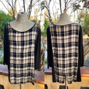 Lucky Brand Plaid Shirt XL